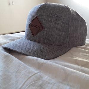 RVCA snapback hat